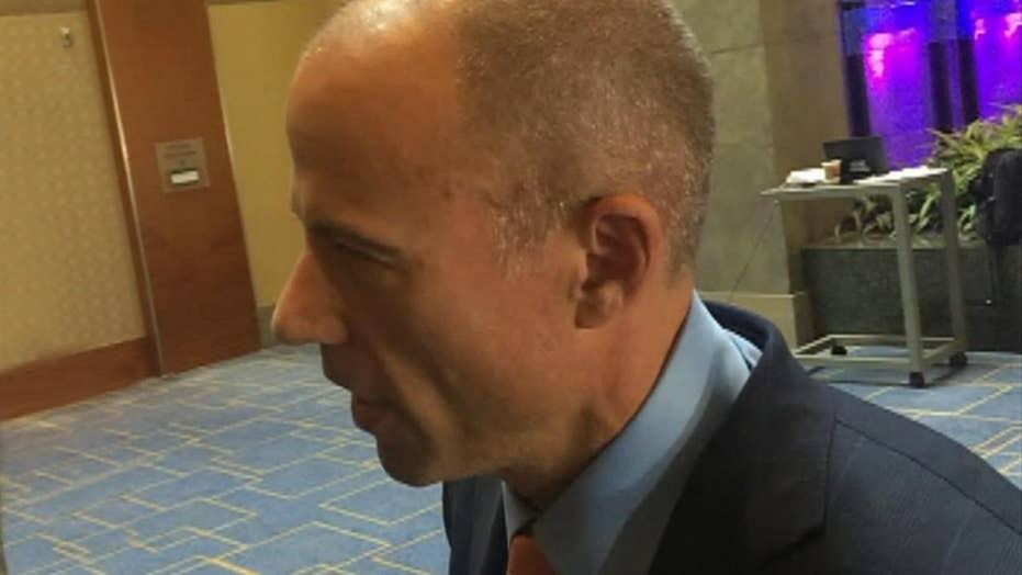 Michael Avenatti running for president in 2020?