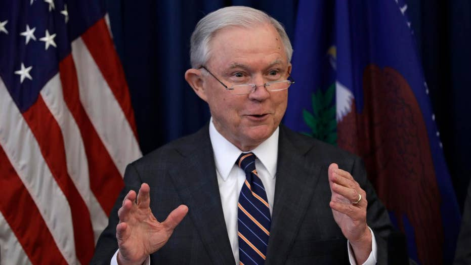 Trump escalates Sessions feud with tweets addressed to AG