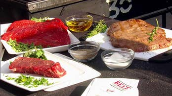 Chef Dan Churchill's tips for grilling the perfect steak