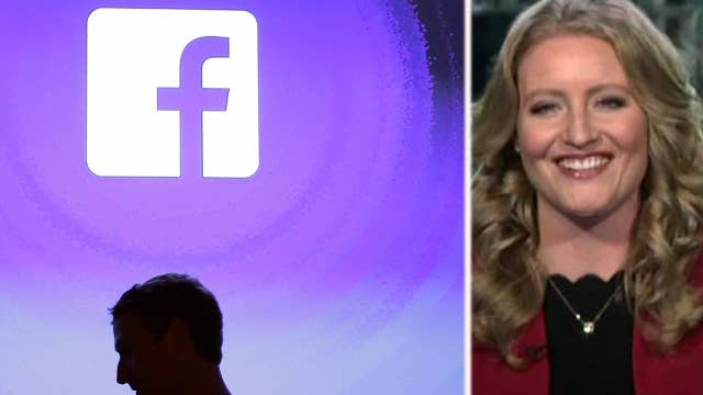 Washington Examiner writer says Facebook removed her article