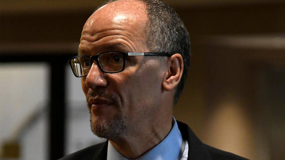 DNC holds summer meeting in Chicago