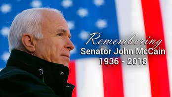 Farewell to John McCain -- He devoted his life to protecting the safety and security of America