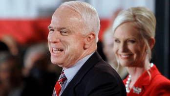 Senator Jeff Flake opens up about serving as a co-senator in Arizona with John McCain.