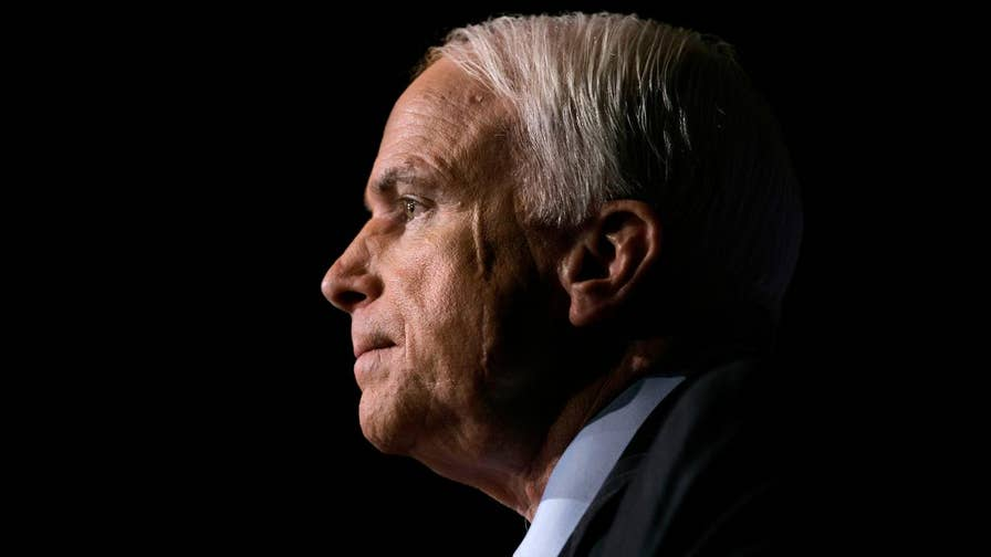 'Special Report' host reflects on the life and legacy of Senator John McCain.