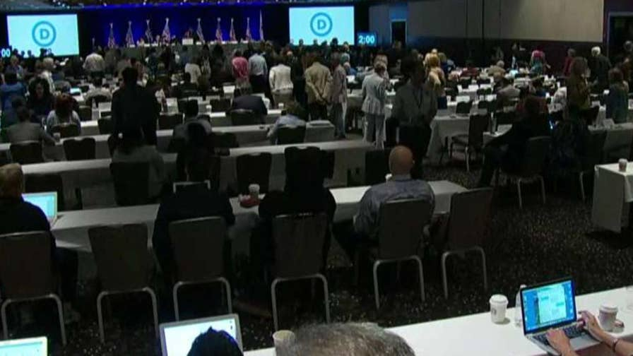 DNC votes to limit the power superdelegates can have on the presidential nomination process; 'America's News HQ' panel weighs in.