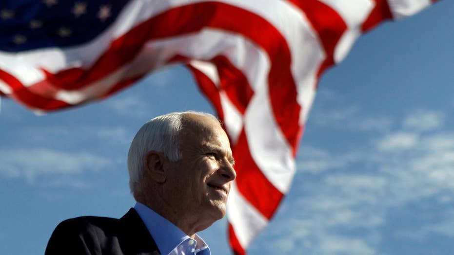 Chad Pergram on John McCain's influence on Capitol Hill