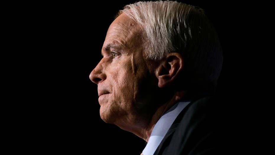 Former Sen. Jon Kyl on the legacy of John McCain