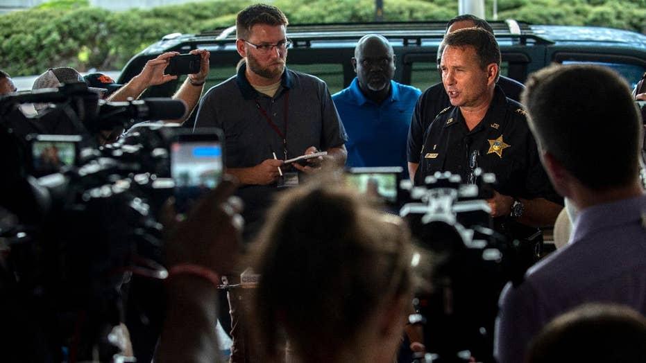 Authorities speak on shooting, shooter identity in Florida