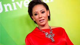 Mel B hospitalized after 'severing her hand'