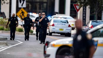 Gunman who killed two at a Madden 19 NFL tournament was well-known to professional gaming events; Phil Keating reports from Jacksonville on the reaction.