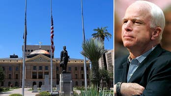 Late senator will be honored in public and private in his home state and Washington, D.C.; Alicia Acuna reports on the schedule.
