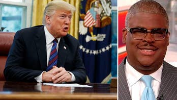 Fox Business Network host Charles Payne says President Trump's announced U.S-Mexico Trade Agreement is a 'grand slam' for American workers.