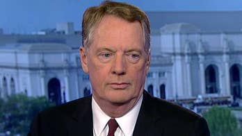 U.S. Trade Representative Robert Lighthizer comments on the U.S.-Mexico Trade Agreement and the Trump administration's desire to replace the North American Free Trade Agreement.