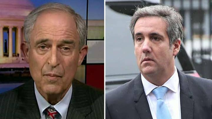 Cohen attorney walks back claims on what Trump knew