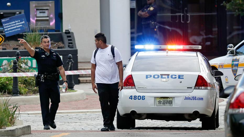 Jacksonville shooting turns political in Florida