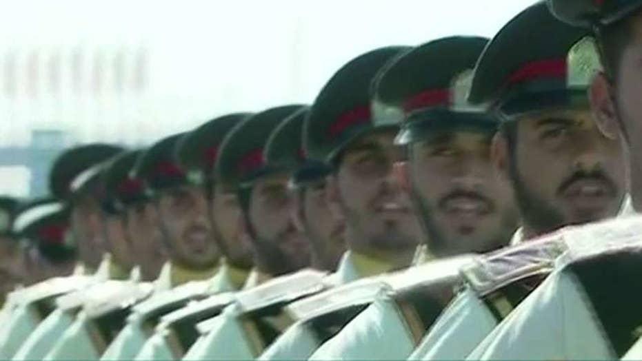 Iran warns it has full control of Persian Gulf