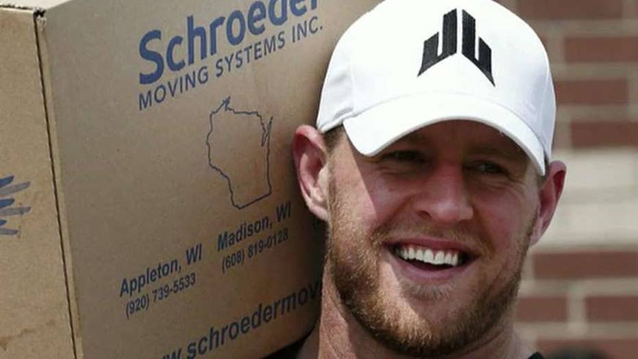 JJ Watt collects $41.6 million for Hurricane Harvey victims
