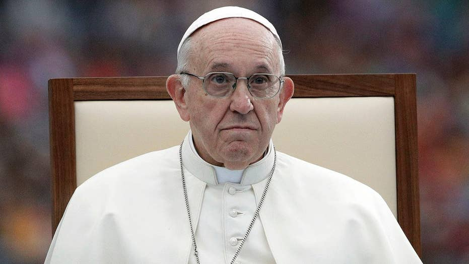 Former Vatican official calls for Pope Francis to resign