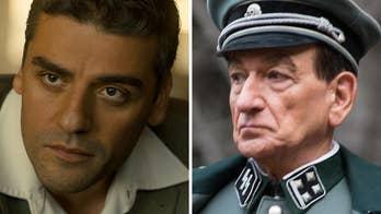 Ben Kingsley and Oscar Isaac on the hunt for Adolf Eichmann