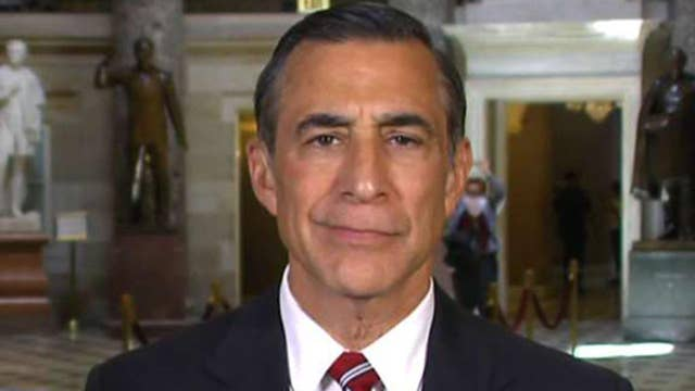 Rep. Issa on what Bruce Ohr revealed to lawmakers