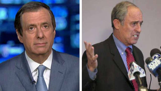 Kurtz on Lanny Davis: CNN has a big problem here