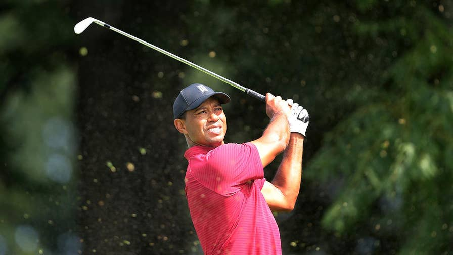 Max Kellerman takes issue with golfing great Tiger Woods' comment that all Americans should respect the office of the president.