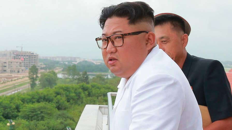 Report: President Trump canceled Secretary of State Mike Pompeo's trip to North Korea after receiving a belligerent letter from a top North Korean official; Rich Edson reports from the State Department.