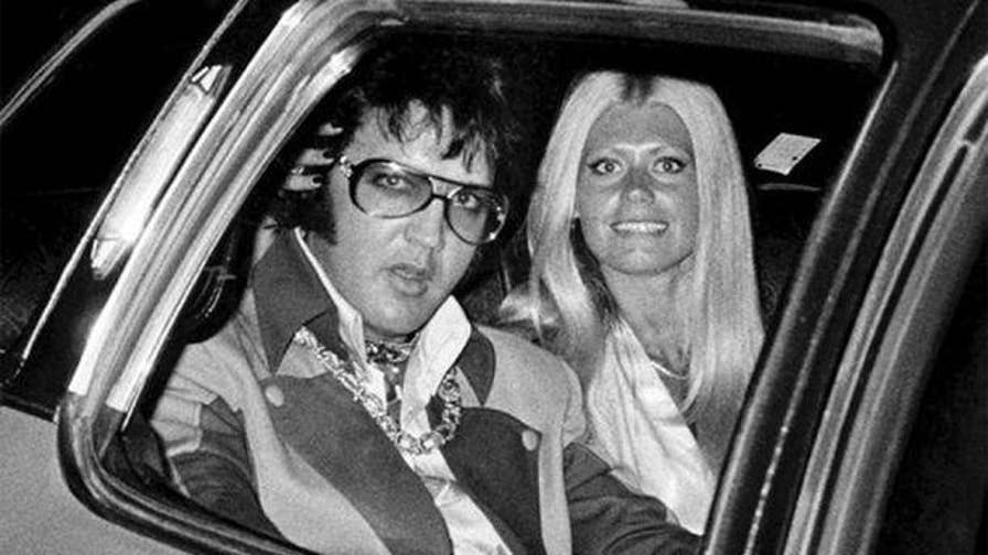 """Elvis Presley's former girlfriend Diana Goodman dishes on their passionate love affair, and the rock 'n' roll singer's painful pill addiction in her new book """"Hollywood Lights, Nashville Nights."""""""