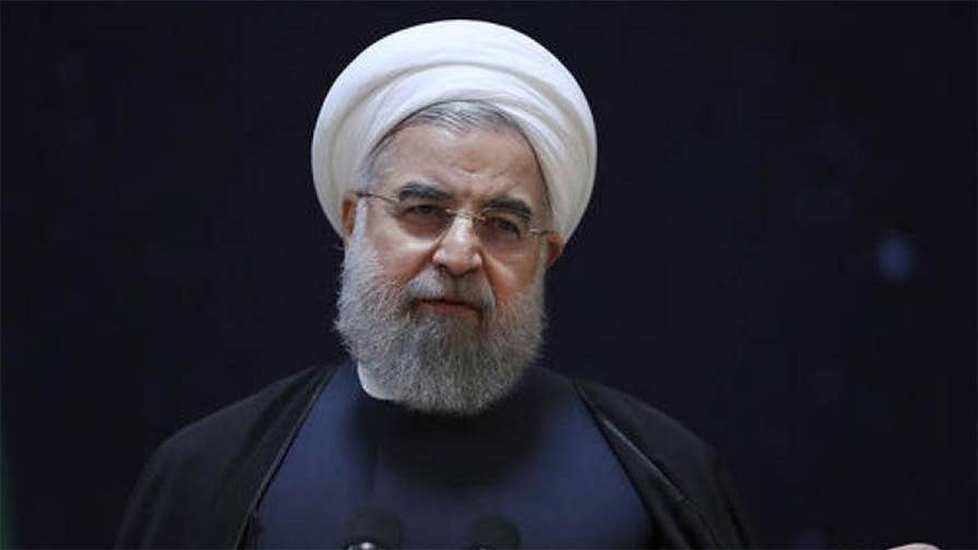 Iranian lawmakers vote to reject President Rouhani's response to the faltering economy; correspondent Benjamin Hall reports on the deep political divisions forming as U.S. sanctions take hold.