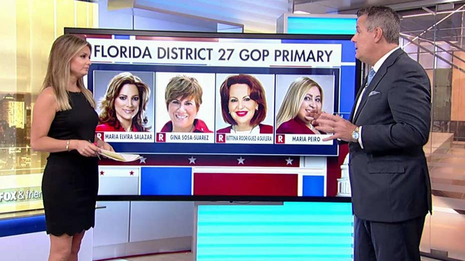 Aug  28 primary results: Arizona and Florida | Fox News
