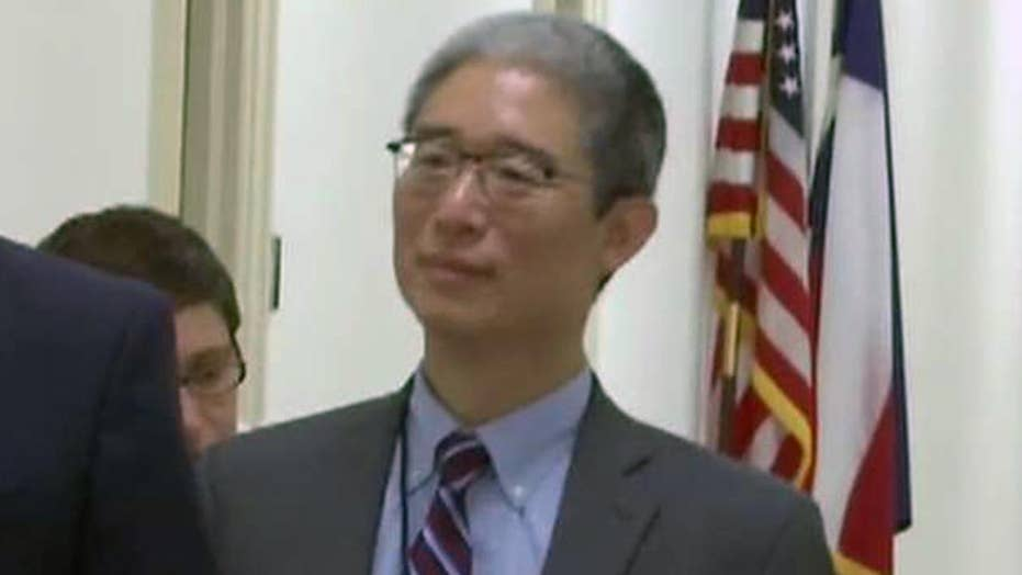 Lawmakers gear up for close-door interview with Bruce Ohr