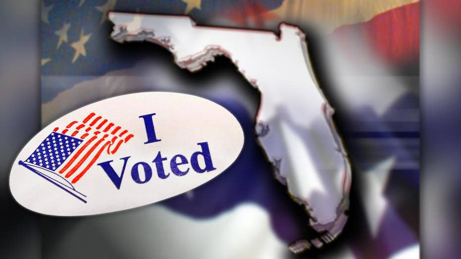 Florida voters head to the polls on primary day