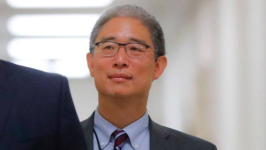 Republicans grill Bruce Ohr on Trump dossier, Steele ties