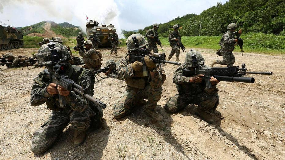 US has no plans to suspend more South Korea military drills