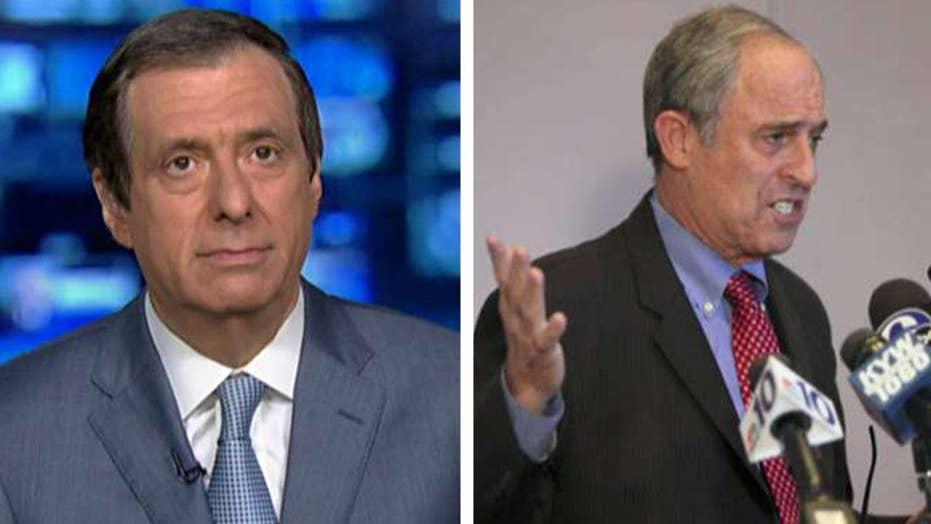 Kurtz on Lanny Davis: CNN has a big problem here