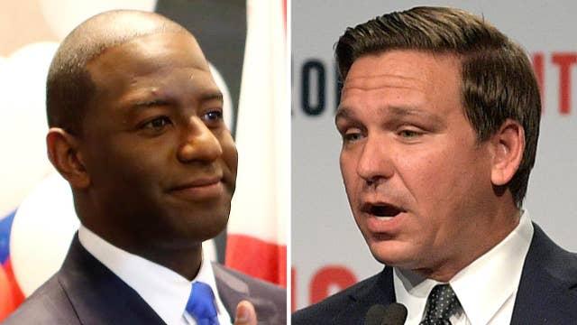 DeSantis clarifies comment about opponent Gillum