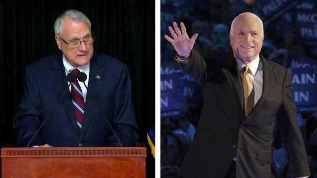 Jon Kyl: America is stronger after Sen. McCain's service