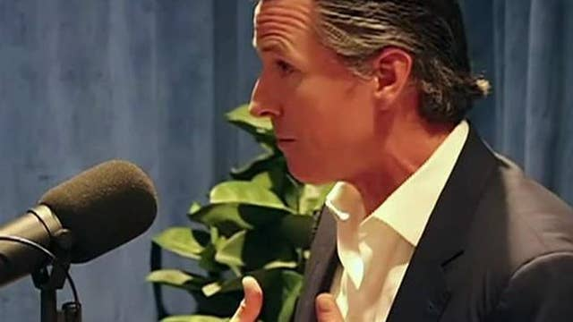 Newsom wants to give free health care to illegal immigrants