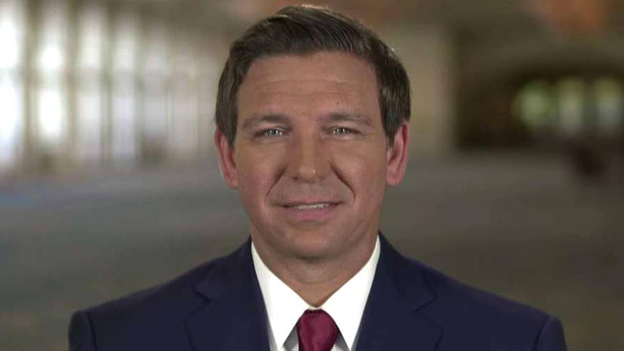 On 'America's Newsroom,' Republican gubernatorial candidate says he is the guy who can lead Florida in the right direction. DeSantis looks ahead to the Republican Party's chances in the midterm elections.