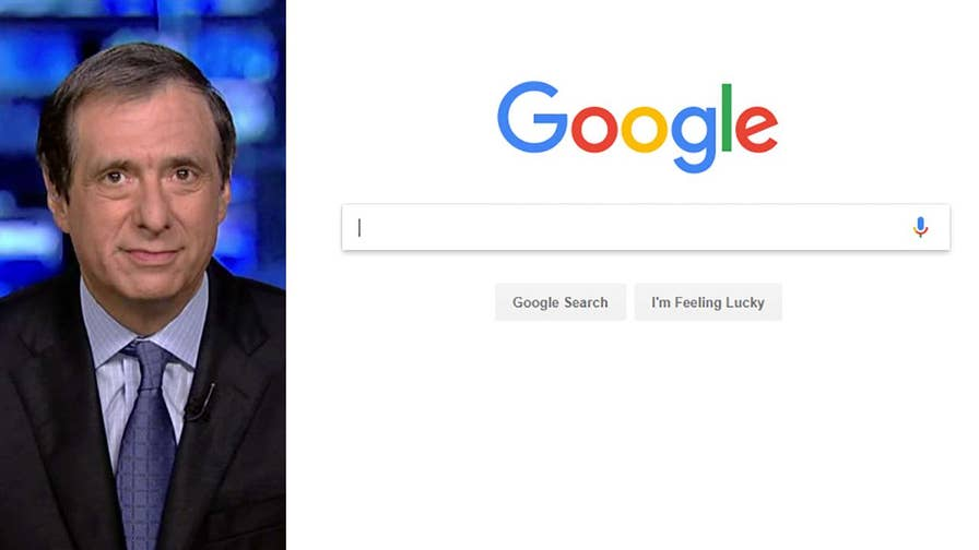 'MediaBuzz' host Howard Kurtz weighs in on the latest criticism of Google's search algorithm, this time coming from President Trump.