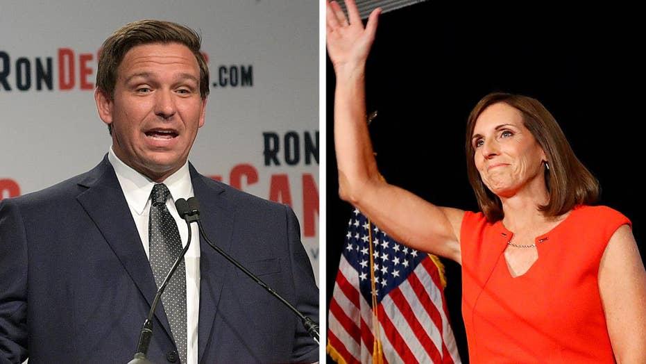 Trump endorsed candidates win Florida and Arizona primaries