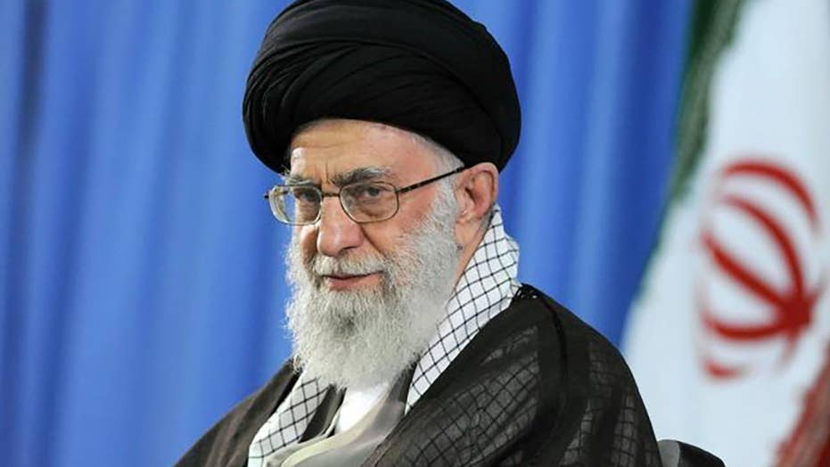 Iran's supreme leader threatens to abandon nuclear deal