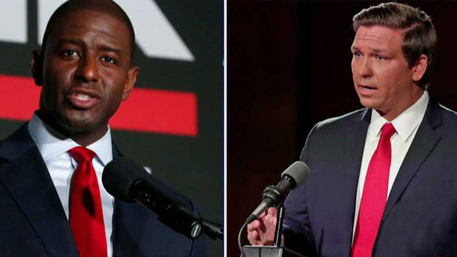 Trumpism vs. socialism? DeSantis, Gillum face off in Florida