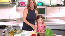 Fox News contributor and her daughter cook a family favorite.