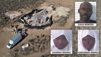 Judge dismisses charges against 3 'extremist Muslim' New Mexico compound suspects.