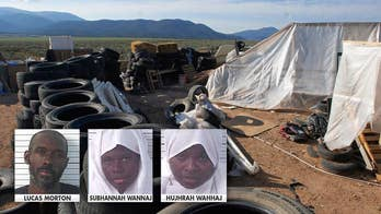 3 'extremist Muslim' New Mexico compound suspects released. Jeff Paul has the story.