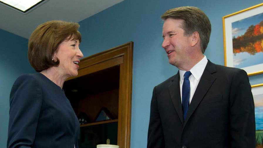 Does Judge Bret Kavanaugh have enough votes in the senate to get a seat on the Supreme Court? Here's a look at some of the undecided senators who could decide his fate.