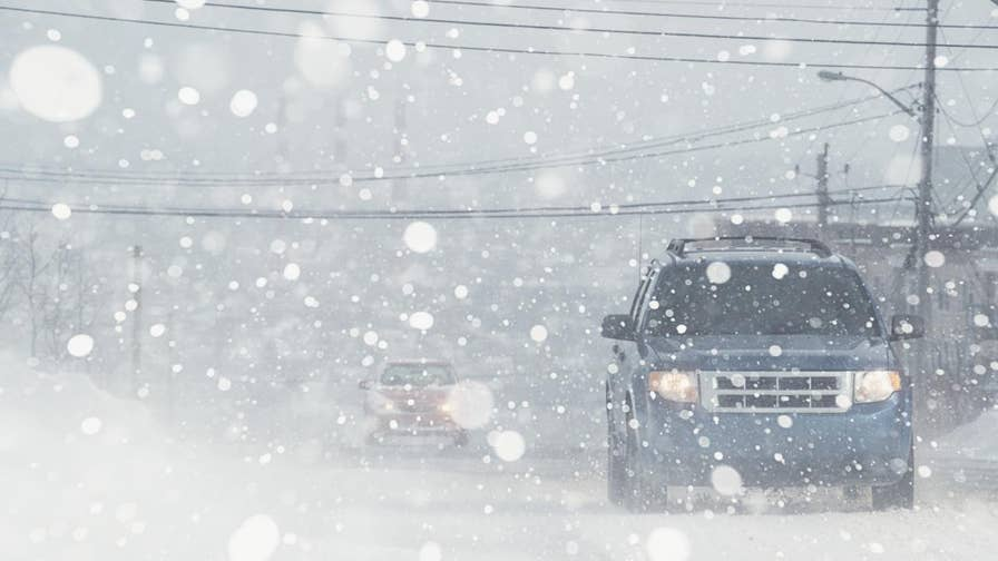 Get ready for a rough winter as The Farmers' Almanac is predicting a 'colder-than-normal' season from the Continental Divide on eastward, complete with 'teeth-chattering' cold arriving in mid-February in the Northeast, Great Lakes, and even into the Southeast.