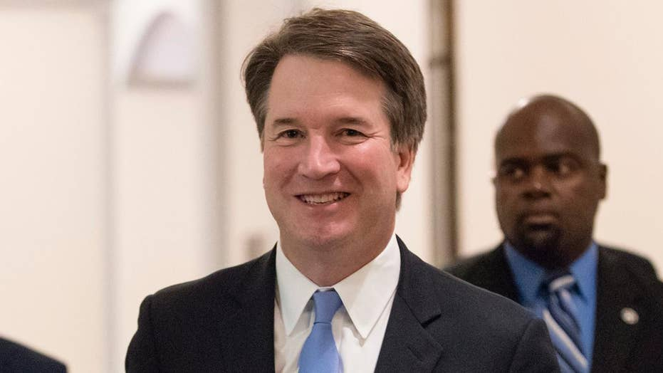 Behind Kavanaugh's preparation for the confirmation hearings