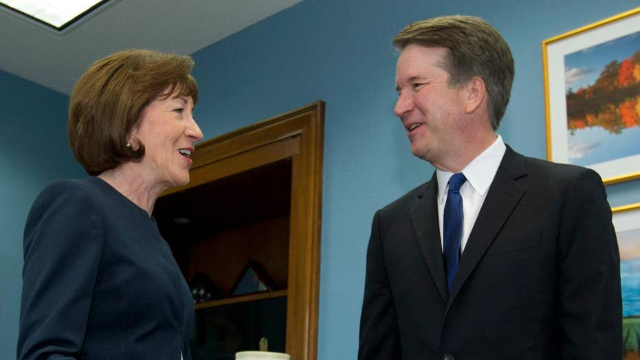 Judge Kavanaugh nomination: Key players